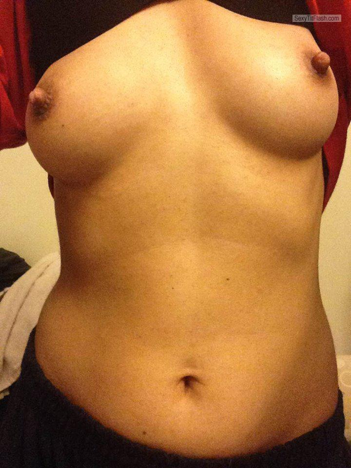 My Medium Tits Selfie by Bunty Army